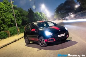 2016 Fiat Abarth Punto User Experience