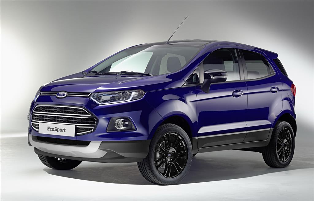 2016 Ford EcoSport Front