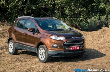 2016 Ford EcoSport Review