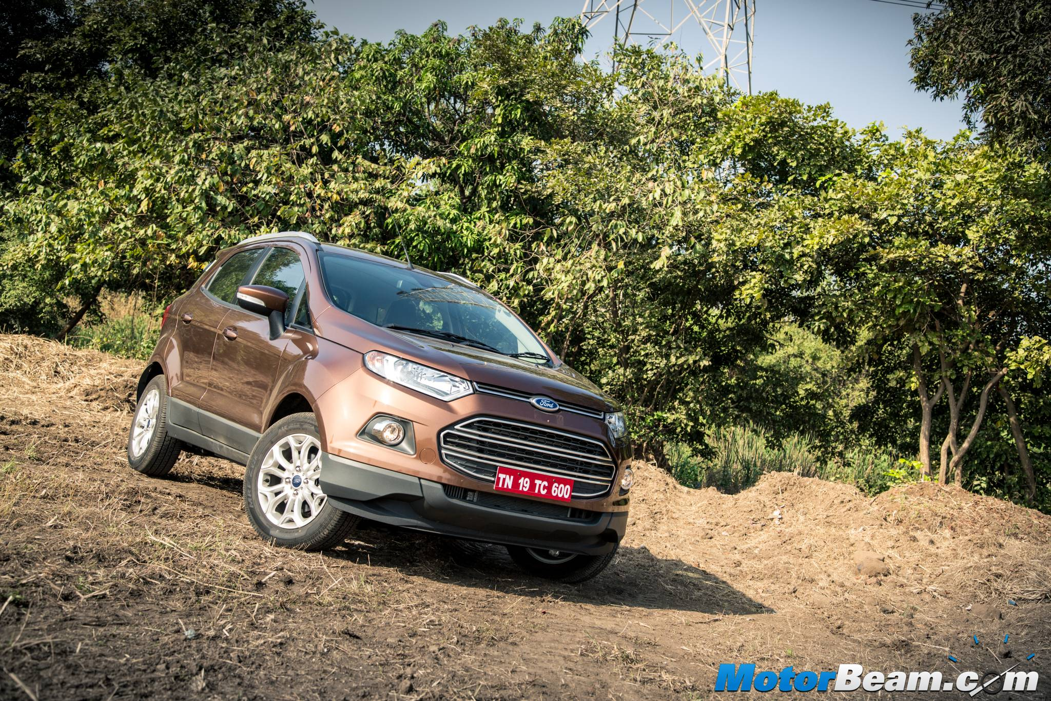 2016 Ford EcoSport Road Test