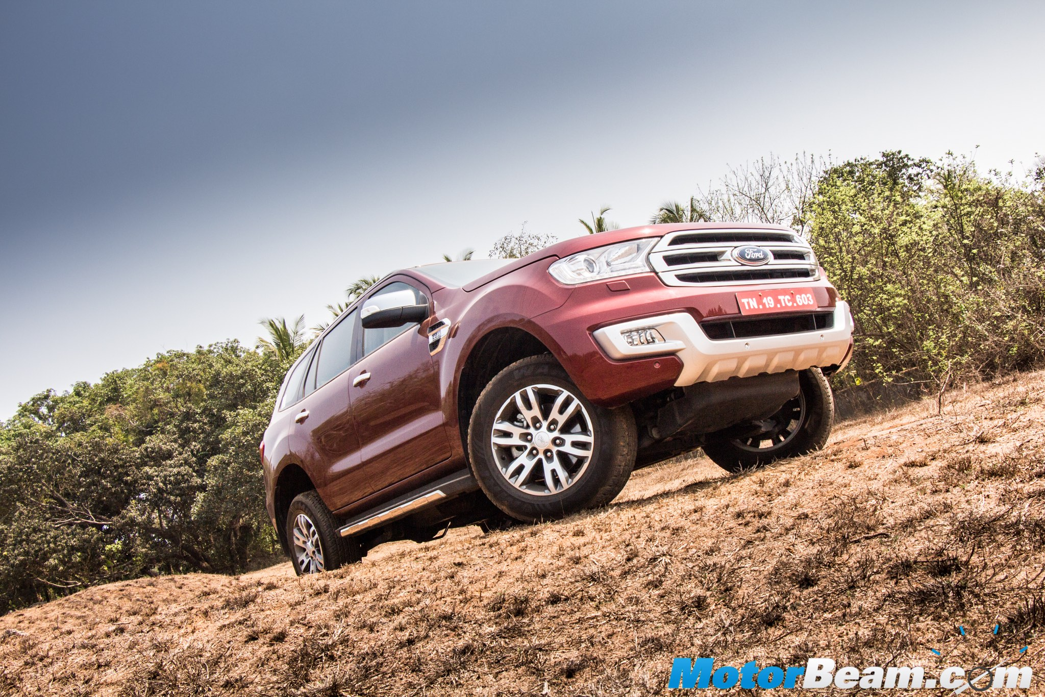 2016 Ford Endeavour 2.2 Test Drive