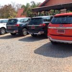 2016 Ford Endeavour Colours Indonesia