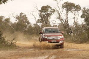 2016 Ford Endeavour Performance