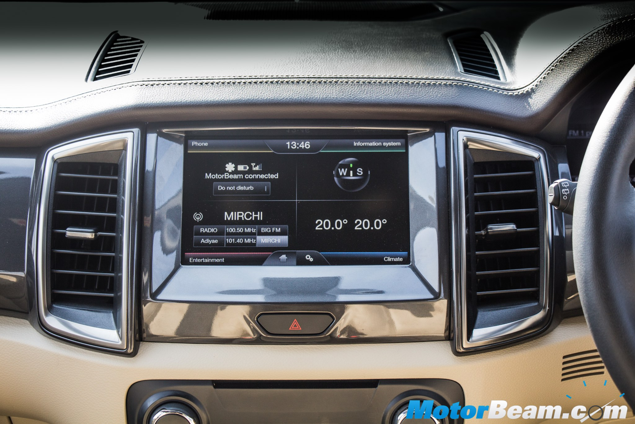 2016 Ford Endeavour SYNC
