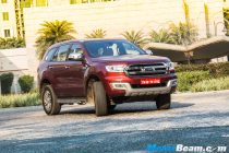 2016 Ford Endeavour Test Drive Review