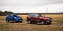 2016 Ford Endeavour vs Toyota Fortuner