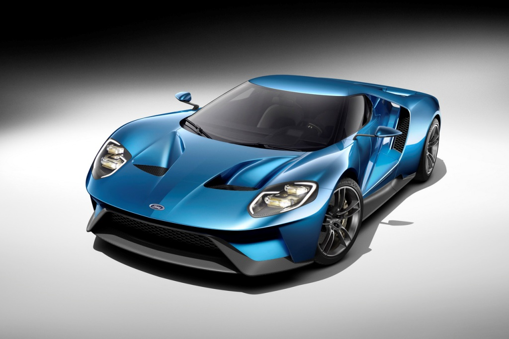 2016 Ford GT Unveil