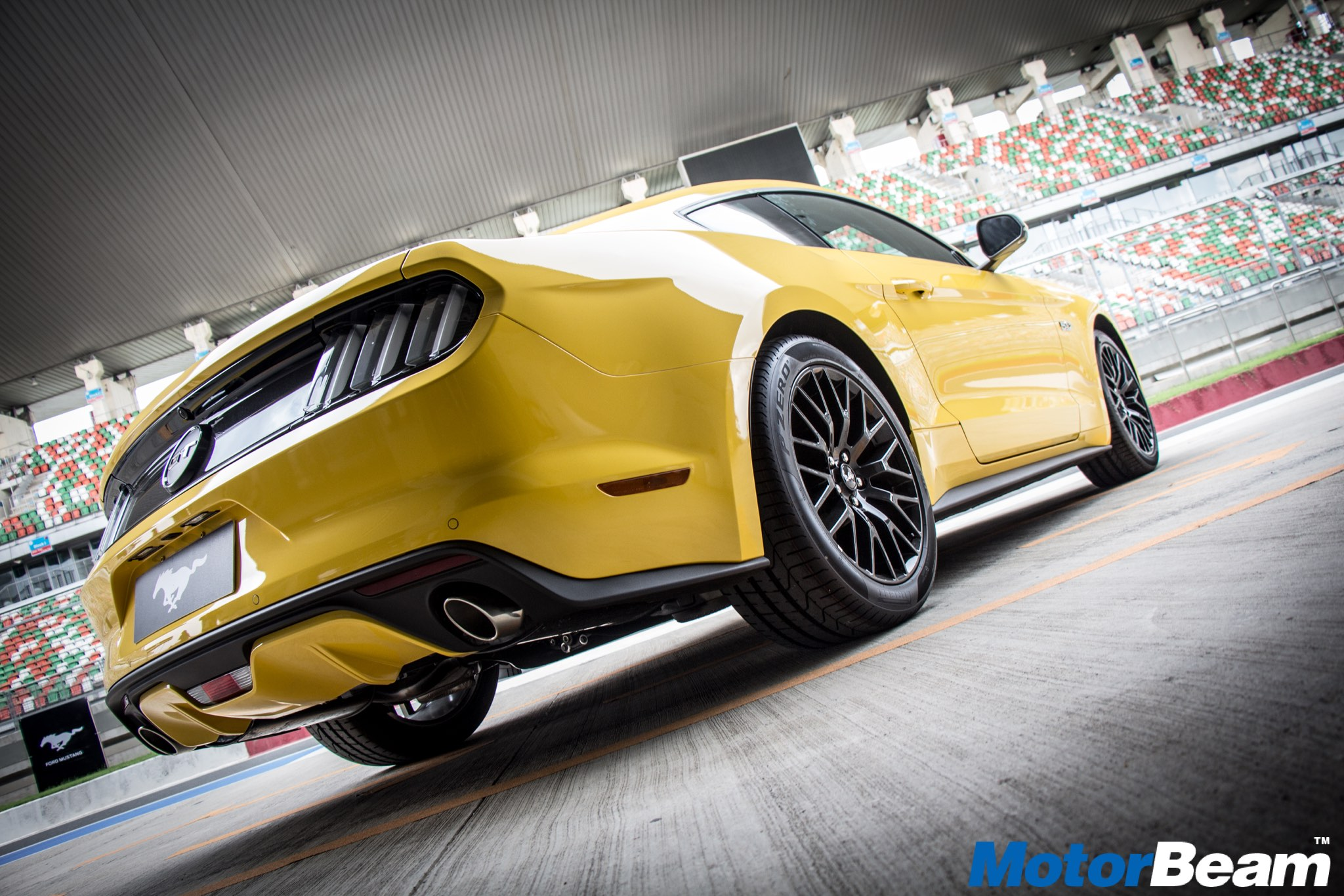 2016 Ford Mustang GT Styling