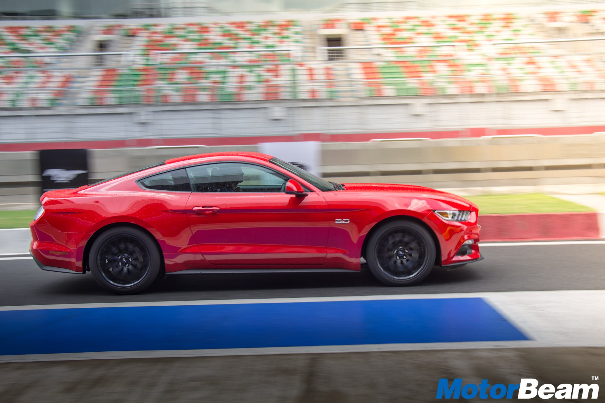 2016 Ford Mustang GT Test Drive