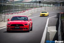 2016 Ford Mustang GT Track Experience