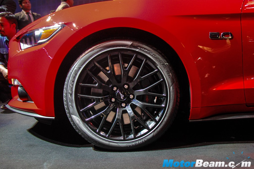 2016 Ford Mustang Wheels