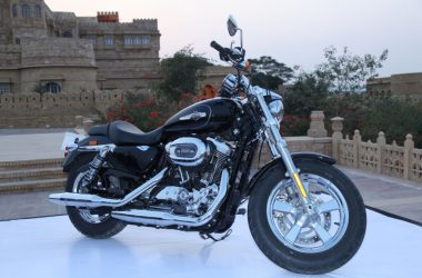 Harley-Davidson 1200 Custom Launched, Priced At Rs. 8.9 Lakhs
