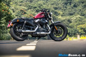 2016 Harley-Davidson Forty Eight Test Ride Review