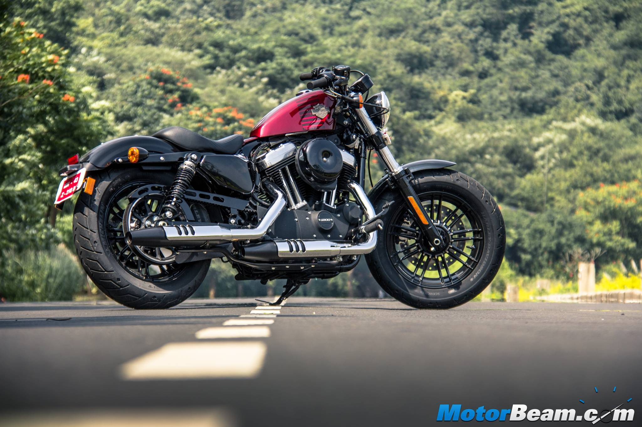 2016 Harley-Davidson Forty-Eight Test Ride Review