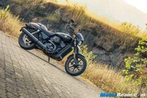 2016 Harley Davidson Street 750 Test Ride Review