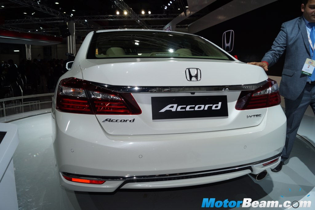 Honda Accord Hybrid To Be Imported In India On Order Basis Motorbeam Indian Car Bike News Review Price