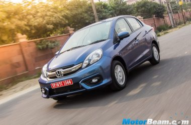 Next Generation Honda Amaze Launch In June 2018