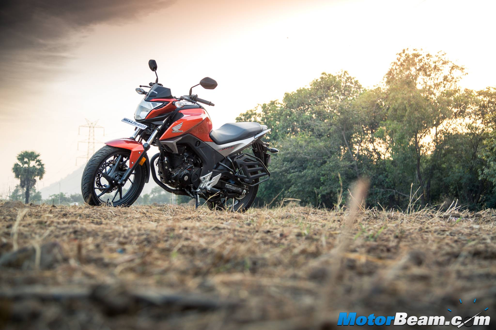 2016 Honda CB Hornet 160R Review