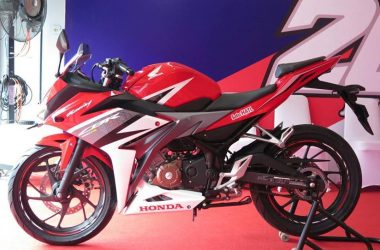 2016 Honda CBR150R Facelift Side