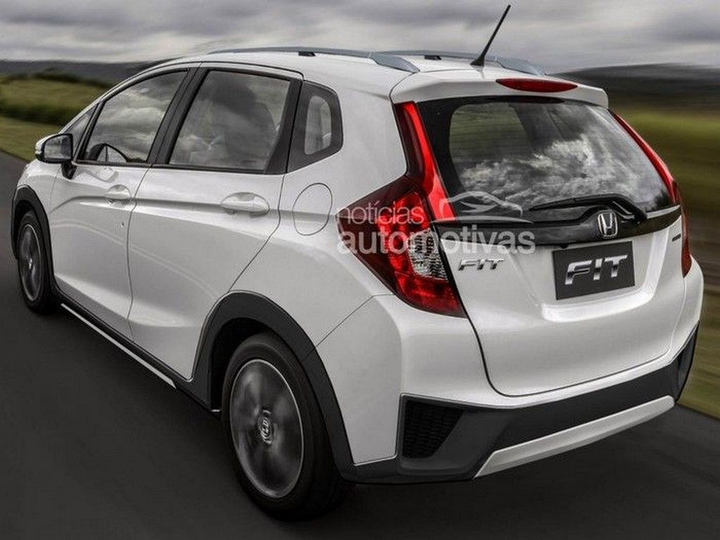 2016 Honda Jazz Twist