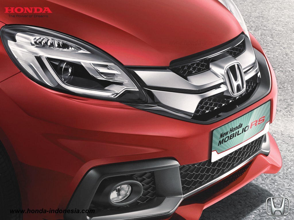 2016 Honda Mobilio RS Facelift Front