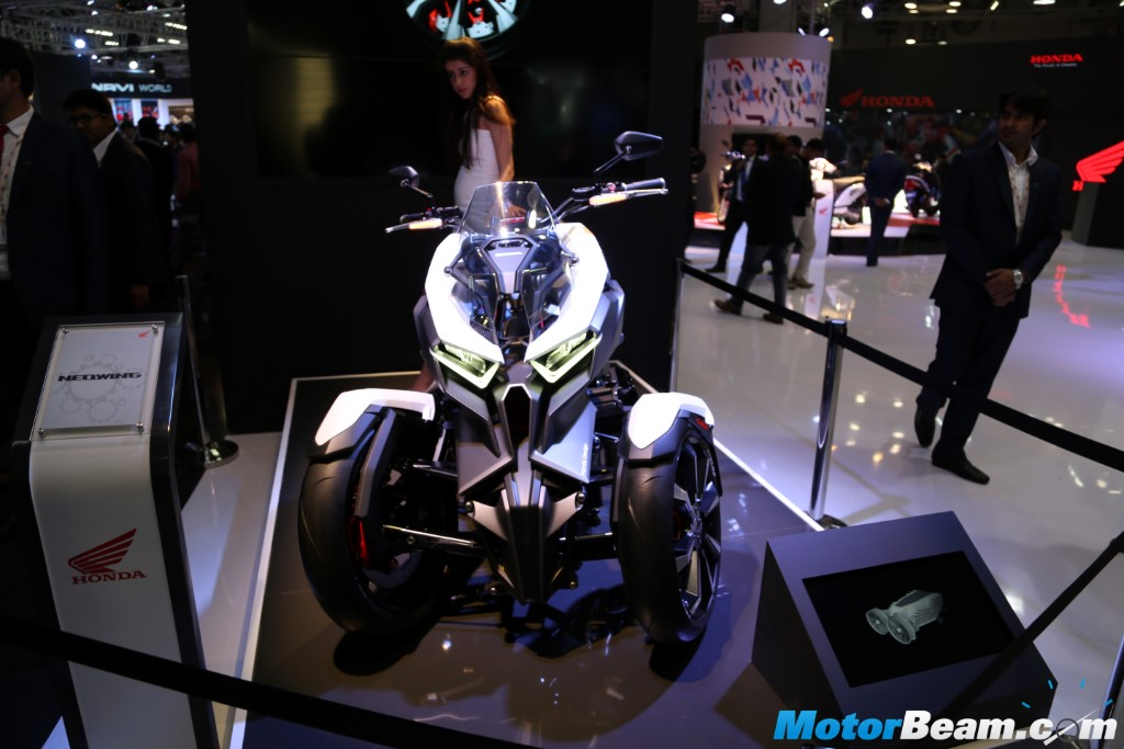 2016 Honda Neowing Front