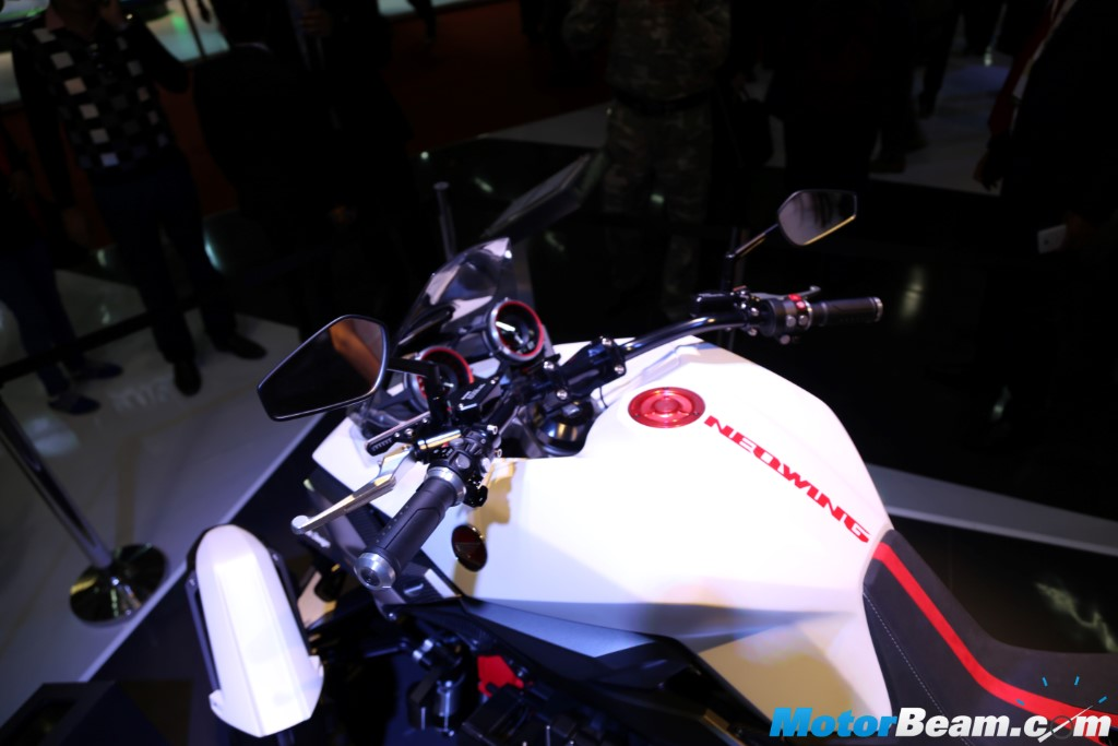 2016 Honda Neowing Instrument Cluster