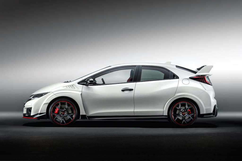 2016 Honda Civic Type-R Side
