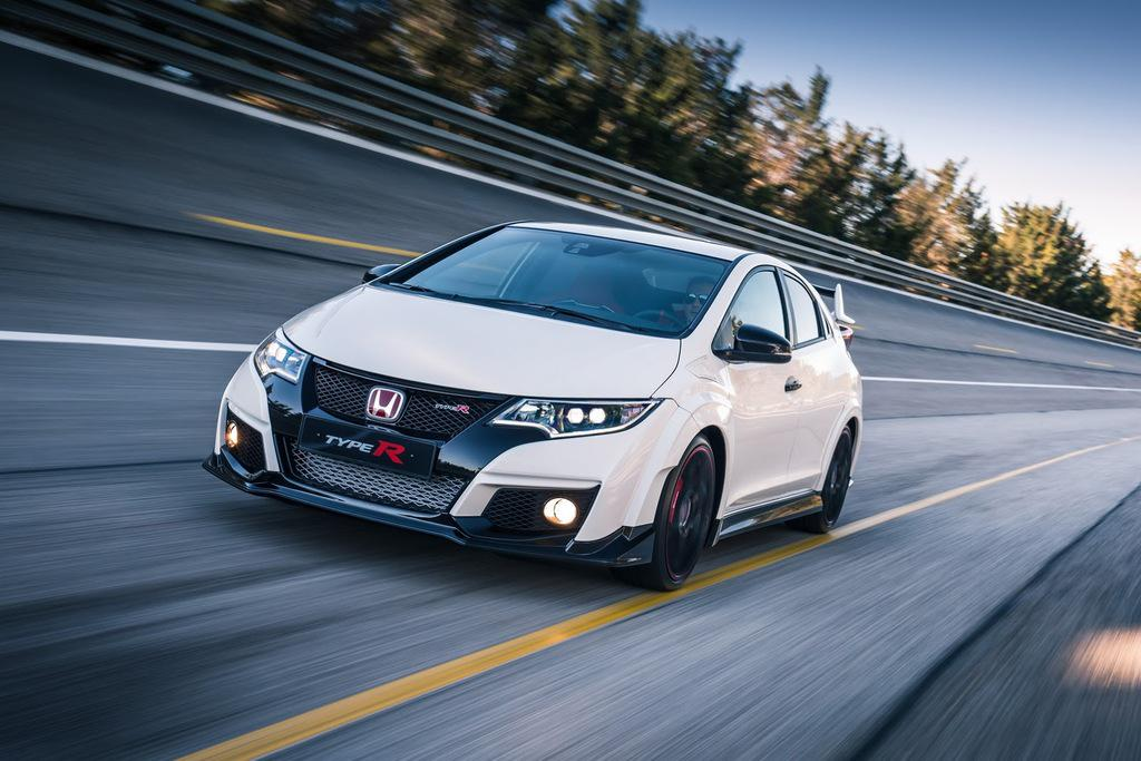 2016 Honda Type-R Specifications