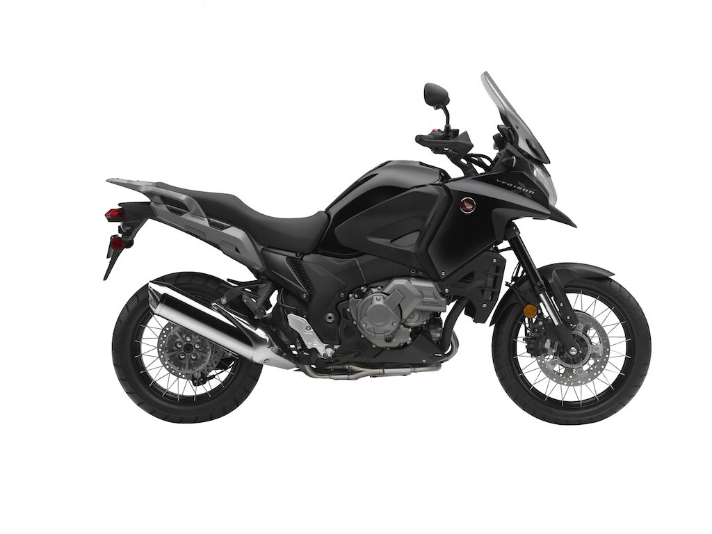 2016 Honda VFR1200X Crosstourer Side