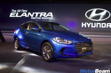 2016 Hyundai Elantra Launched In India, Priced From Rs. 12.99 Lakhs [Live]