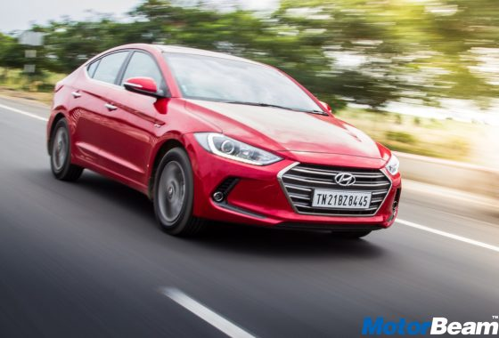 2016 Hyundai Elantra Video Review