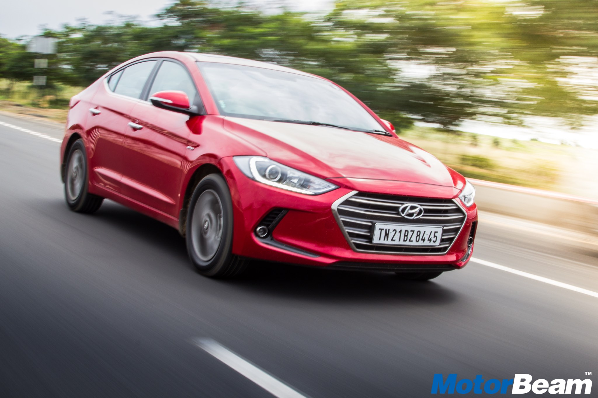 2016 Hyundai Elantra Test Drive Review