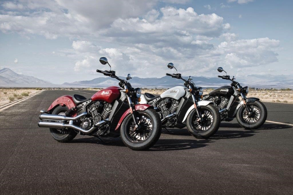 2016 Indian Scout Sixty EICMA 2015