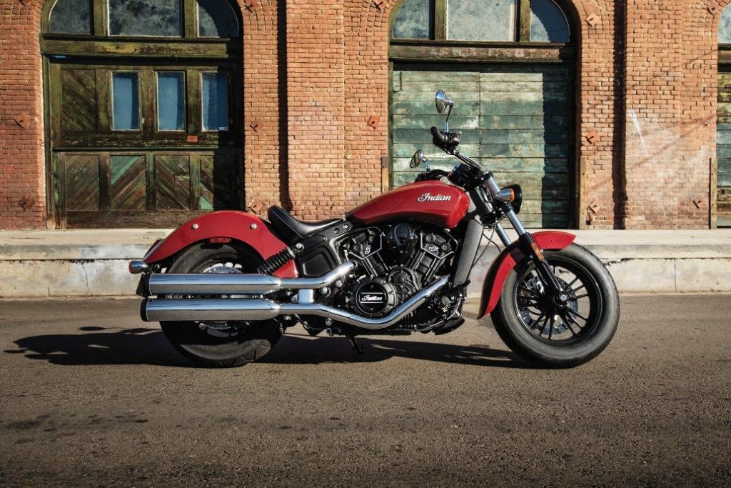2016 Indian Scout Sixty Features