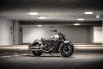 2016 Indian Scout Sixty Unveil