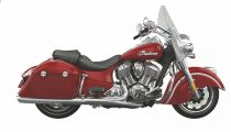 2016 Indian Springfield Red