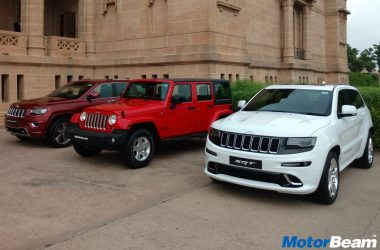 FCA To Introduce Mopar Brand In India