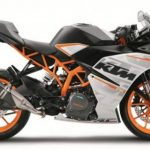2016 KTM RC 390 Side Exhaust