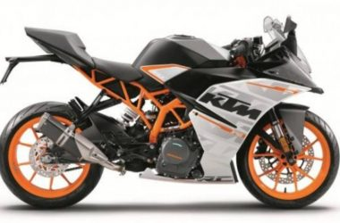 2016 KTM RC 390 To Miss Out On Ride-by-Wire & Aluminium Exhaust In India