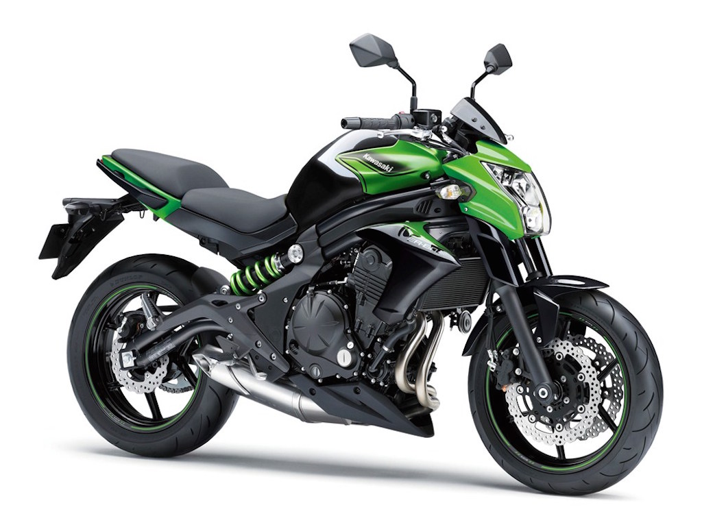 Kawasaki Introduces New Colours On Middle Weight Bikes For My2016