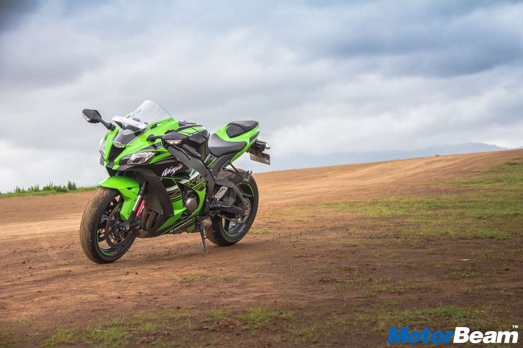2016 Kawasaki NInja ZX-10R Review