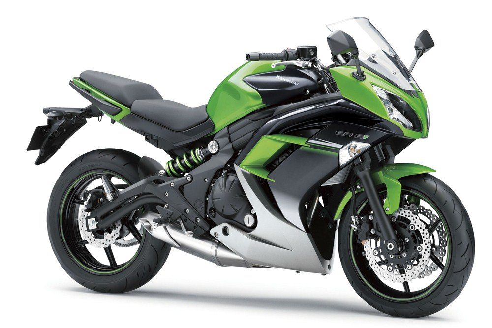 2016 Kawasaki Ninja 650 Metallic Green