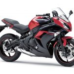 2016 Kawasaki Ninja 650 Metallic Red