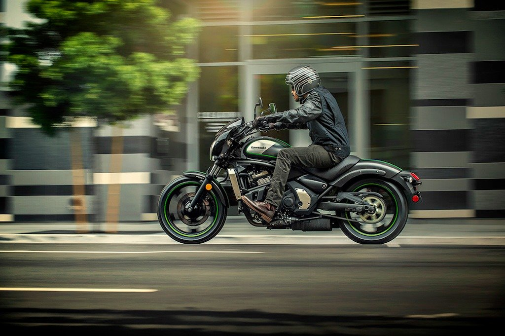 2016 Kawasaki Vulcan S Cafe Side