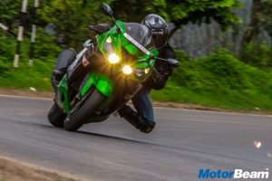 2016 Kawasaki ZX-14R Test Ride Review