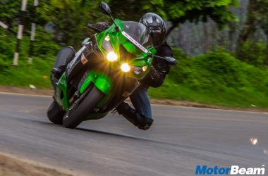 2016 Kawasaki Ninja ZX-14R Test Ride Review
