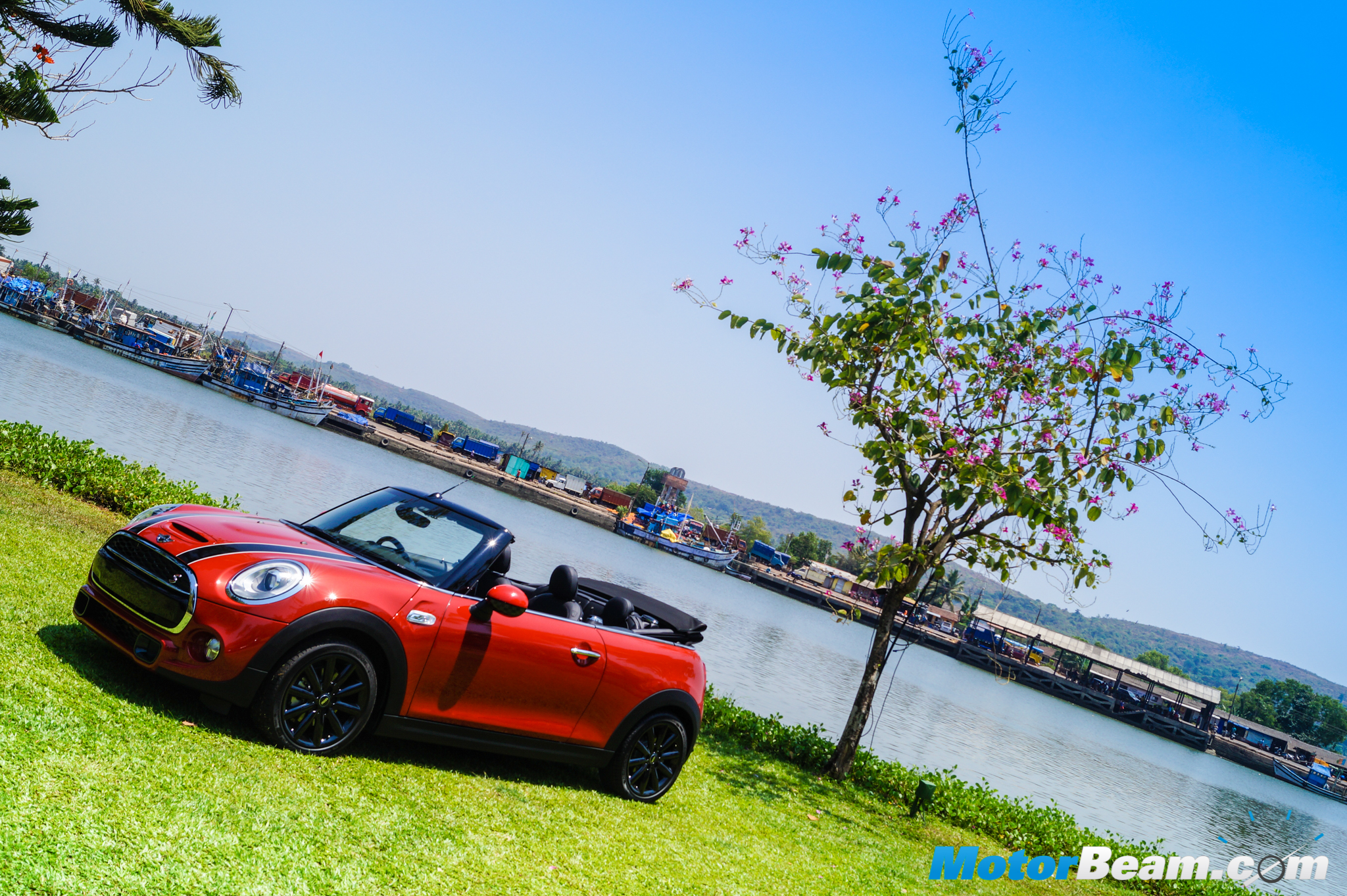 2016 MINI Convertible S First Drive Review