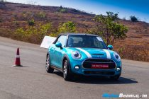 2016 MINI Convertible S Review