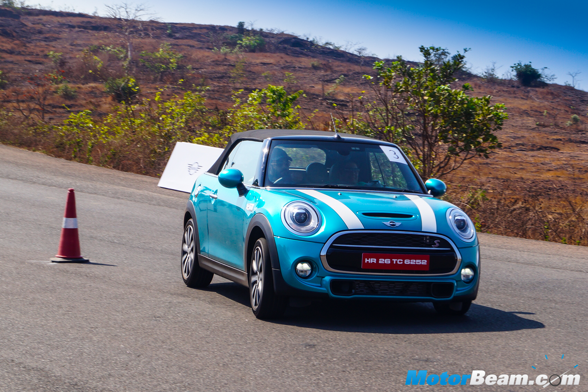 2016 Mini Cooper Convertible S Review